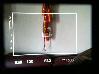 Fujifilm X100 混合觀景窗